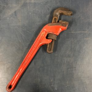 "Ridgid - 18"" Angle Pipe Wrench"